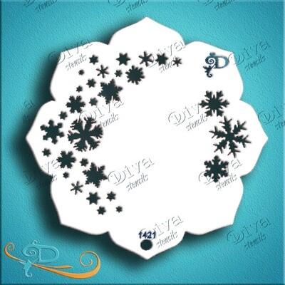 Eye Candy Snowflakes