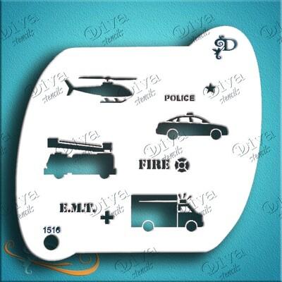 DC Emergency Vehicles
