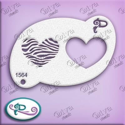 01564 Tiger Heart