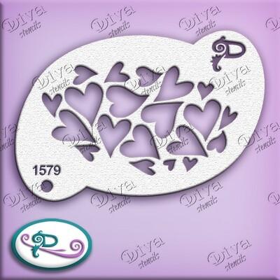 1579 Many Hearts