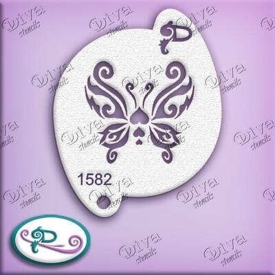 1582 Valentine Butterfly