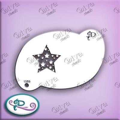 Patriotic 2 Step Star