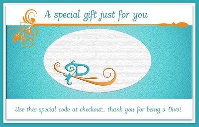 Diva E-Gift Certificate $10