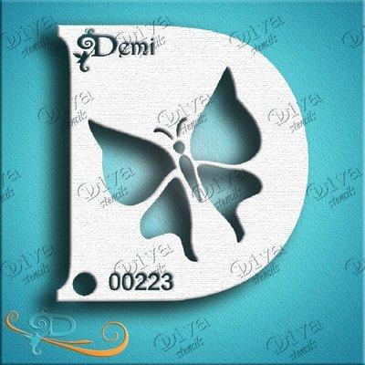 Diva Demi Butterfly