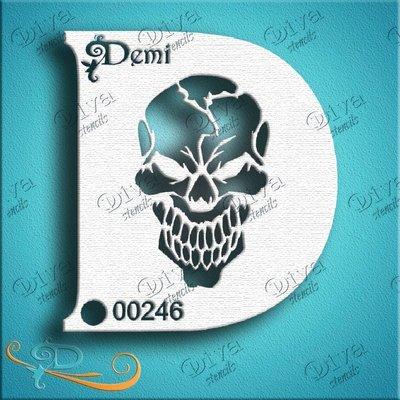 Diva Demi Skull