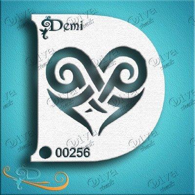 Diva Demi Tribal Heart