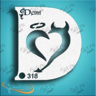 Diva Demi Angel Devil