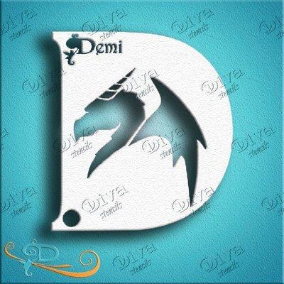 Diva Demi Unicorn Dragon by Frida Haas
