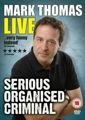 Serious Organised Criminal DVD