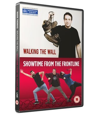 Walking The Wall/Showtime from the Frontline Live