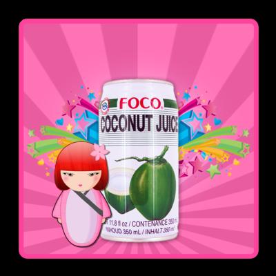JUS DE COCO FOCO