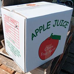 Apple Juice - Case of 12 x 75cl