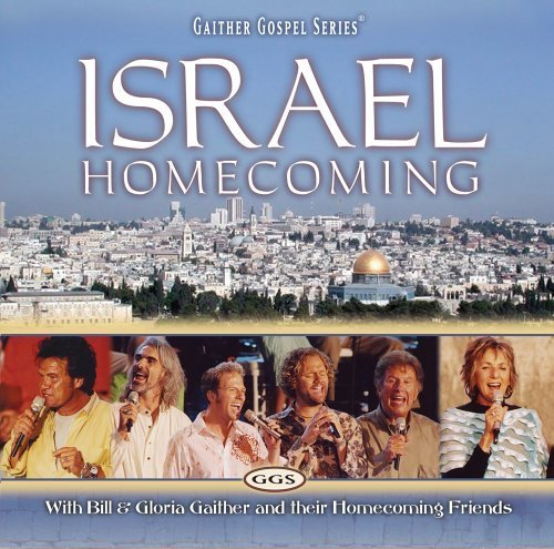 Israel Homecoming CD