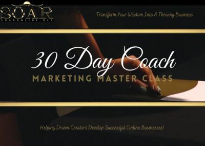 30 Coach Marketing Master Class