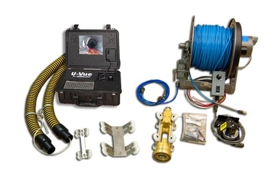 UEMSI/HTV Jet Cam™ - Color Sewer Jetter Inspection System