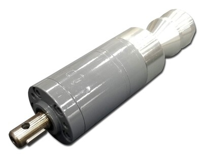 High-Torque Lateral Motor & Tail Nozzle Assembly