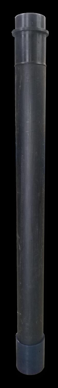"HDPE 8""Male Ringlock Dig Tube w/Cuff - 78"""