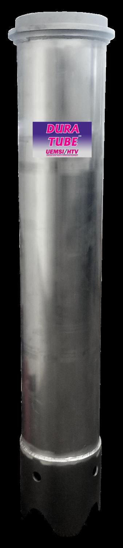 Dura Tube™ Band Lock Style Male Catch Basin Tubes w/ALU Crowns