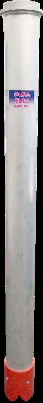 Dura Tube™ BandLock® Style  Aluminum Dig Tube w/ Hydro HDPE Crown