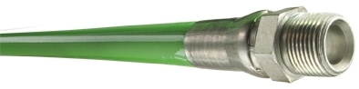 "Piranha® High Temp Jetting/Lateral Hose - [Green - 1/2"" x Up to 1000' - 4000 PSI]"