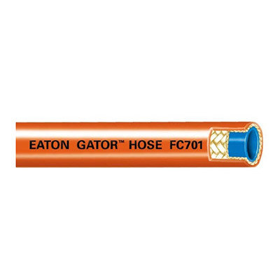 Eaton® Mainline Thermoplastic Sewer Cleaning Hose - [Orange - 1