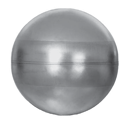 "10"" Vactor® / Vac-Con® Type Stainless Steel Float Ball​"