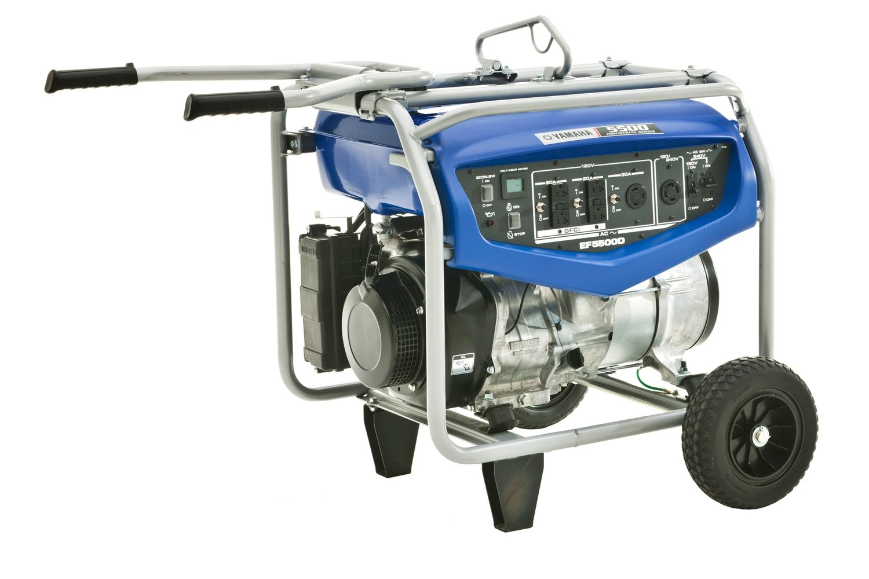 Yamaha® EF5500D