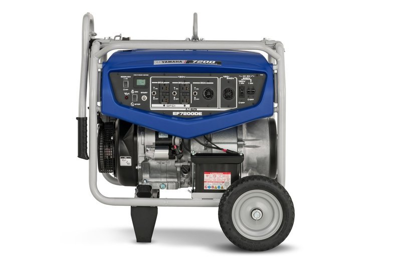 Yamaha® EF7200D