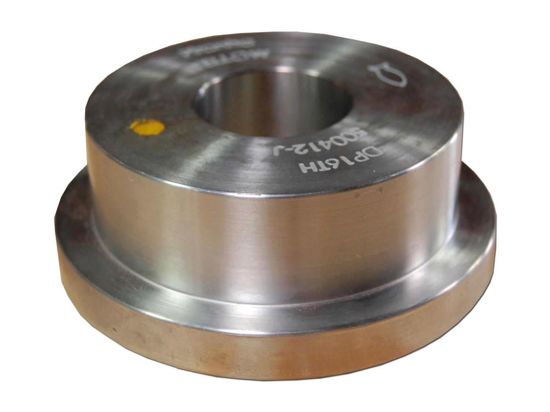 "Piranha® Pusher Plate - [1/2"" Hose w/ Female Swivel]"
