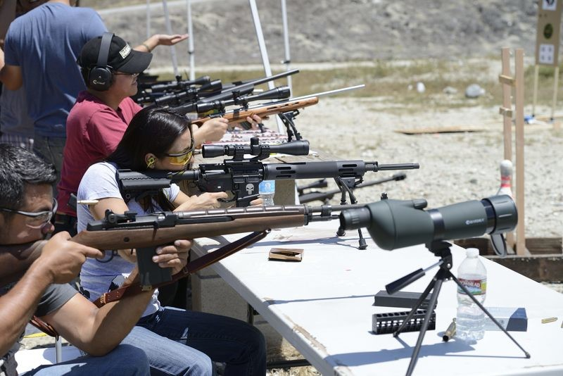 American Marksman Training Group - Senior Shooting Club