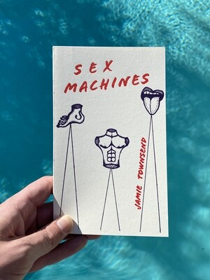 Sex Machines by Jamie Townsend