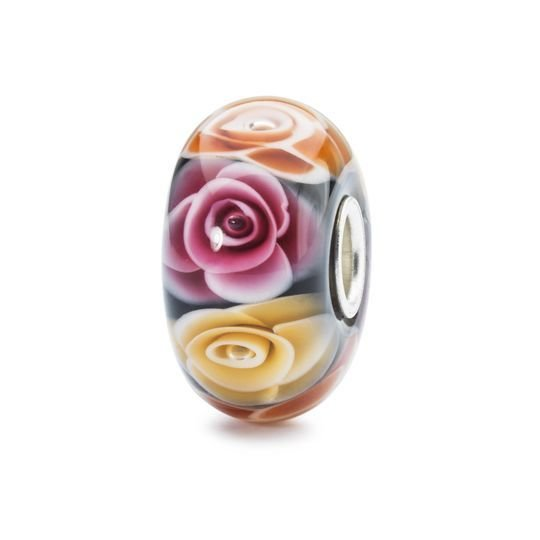 TROLLBEADS - BELLA IN ROSA