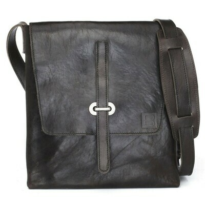 BRAVE Leather Faust Crossbody Bag (3 Colour Choices)