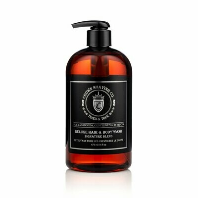 Crown Signature Blend Deluxe Hair & Body Wash - 473ml