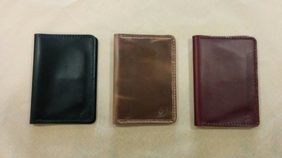 Popov Leather Passport Covers