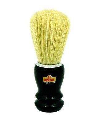 Omega Boar Hair Professional Shaving Brush