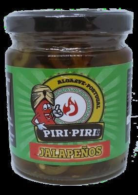 Pickled Jalapeño 125gr