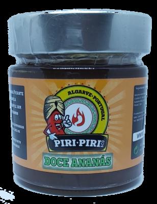 Würzige Ananas Marmelade 220gr