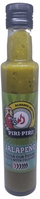 Massa Jalapeño com pepino (Cucumber/Gurke) 250ml
