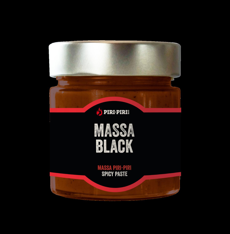 Massa Black 230gr