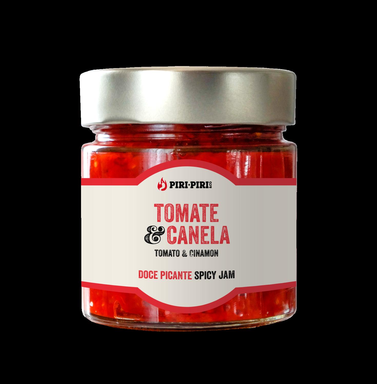 Spicy Tomato Jam 280gr