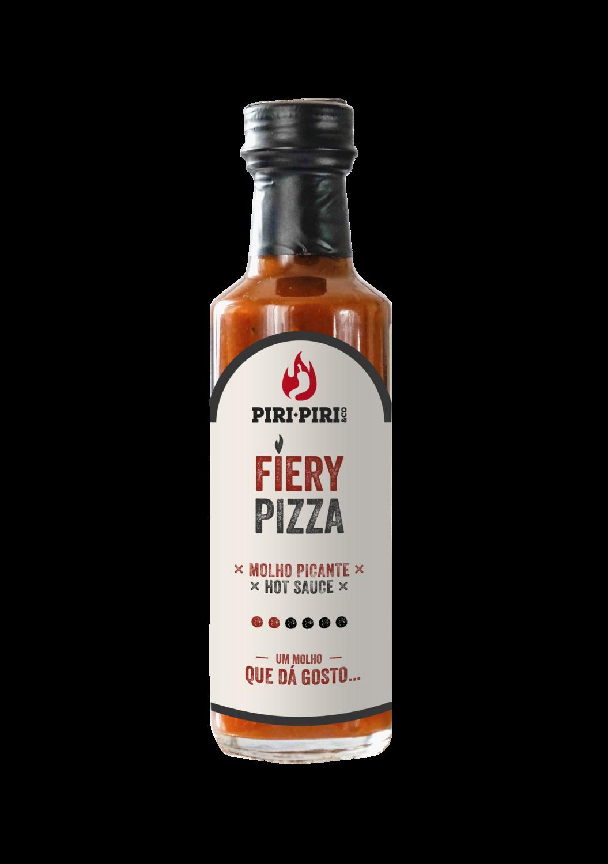 Fiery Pizza 100ml