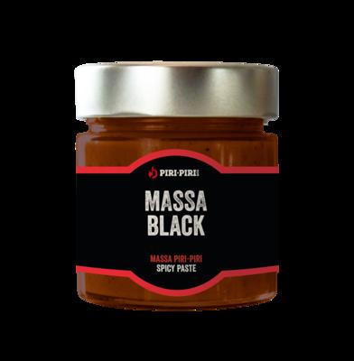Black Chili Paste 160gr