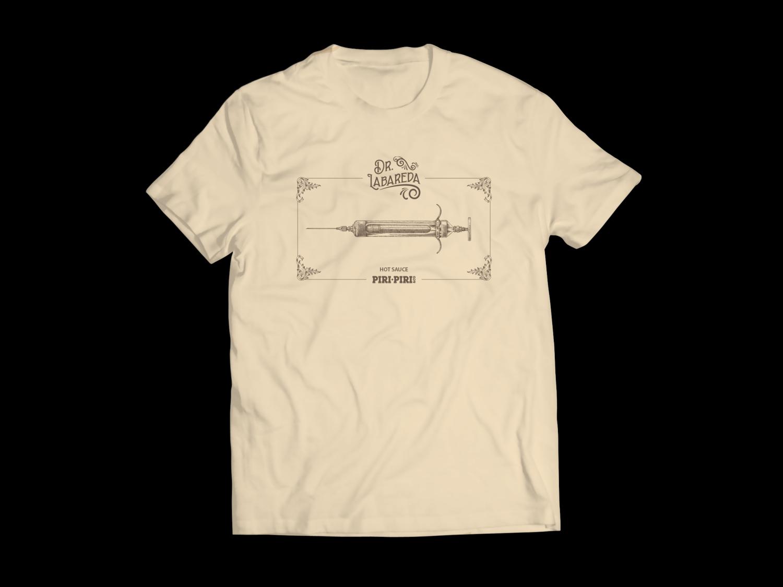 T-Shirt Dr.Labareda
