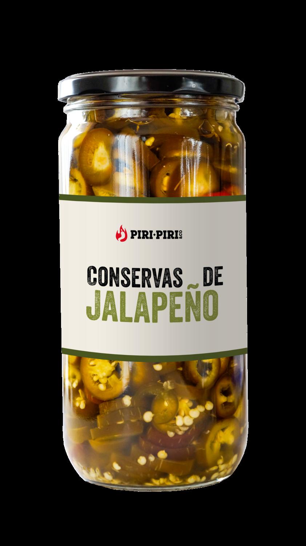 Conserva de Jalapeño 125gr