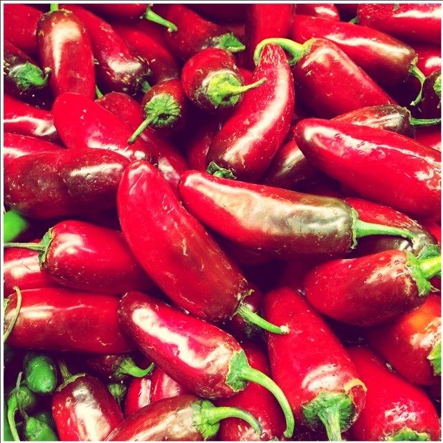 Red Jalapeño Pods 100gr