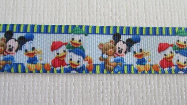 Mickey & Donald - 22mm
