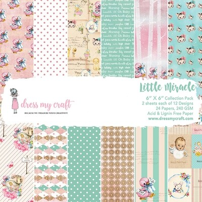 Little Miracle Paper Pad