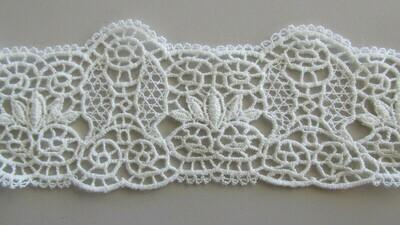 Pillar Lace - Off White