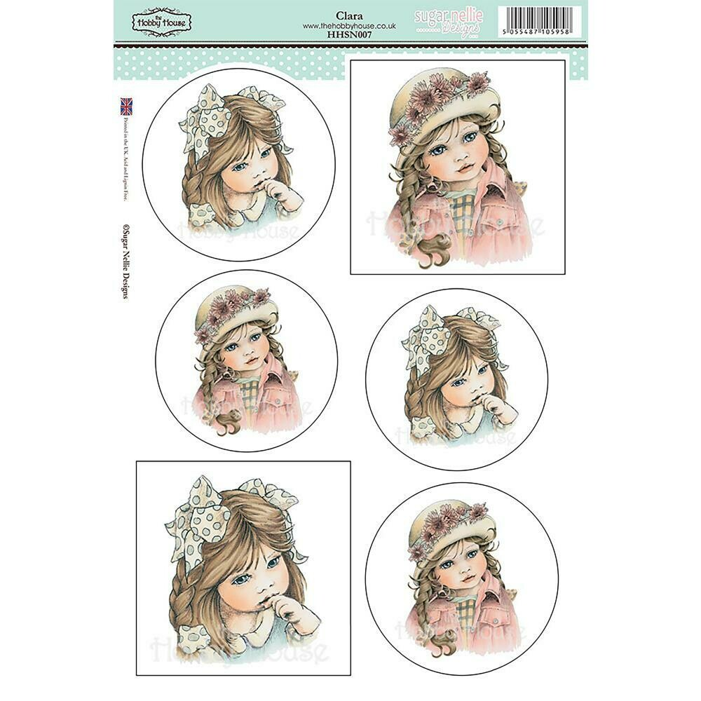 Sugar Nellie Designs Topper Sheet